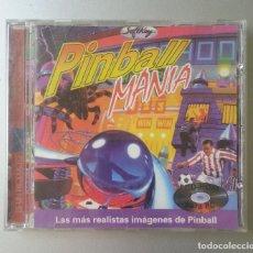 Videojuegos y Consolas: PINBALL MANIA CD-ROM PARA PC SOFTKEY 1997. Lote 87397984