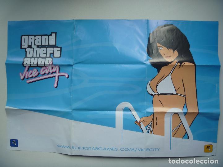 Videojuegos y Consolas: Grand Theft Auto GTA Vice City para PC ordenador disco CD DVD versión española - Foto 5 - 87567872