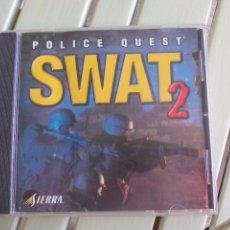 Videojuegos y Consolas: JUEGO PARA PC. SWAT 2 POLICE QUEST. INGLÉS CON SUBTITULOS EN CASTELLANO. SIERR. Lote 88930656