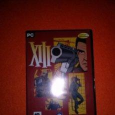 Videojuegos y Consolas: VIDEOJUEGO PC....... .*XIII*. Lote 88932148