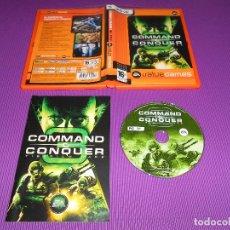 Videojuegos y Consolas: COMMAND & CONQUER 3 ( TIBERIUM WARS ) - PC DVD ROM - EA VALUE GAMES. Lote 90025976