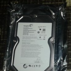 Videojuegos y Consolas: DISCO DURO SEAGATE BARRACUDA 7200.12 1TB. Lote 91285345