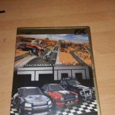 Videojuegos y Consolas: JUEGO DE PC TRACKMANIA ORIGINAL PRO FX INTERACTIVE. Lote 91383090