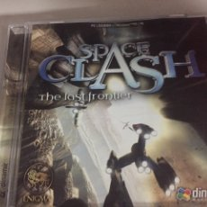Videojuegos y Consolas: SPACE CLASH JUEGO PC DINAMIC MULTIMEDIA. Lote 91838692