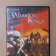 Videojuegos y Consolas: WARRIOR KINGS - JUEGO PC. Lote 91859455