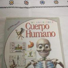 Videojuegos y Consolas: 47-CD ROOM PARA PC, MI INCREIBLE CUERPO HUMANO. Lote 91965680