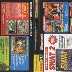 Videojuegos y Consolas: DVD MICROMANÍA Nº127 AGOSTO 2005. Lote 92152810