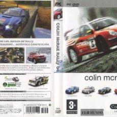 Videojuegos y Consolas: JUEGO PC COLIN MCRAE RALLY 04. Lote 92178955