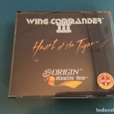 Videojuegos y Consolas: WING COMMANDER 3™: HEART OF THE TIGER PC-CD. Lote 92711935