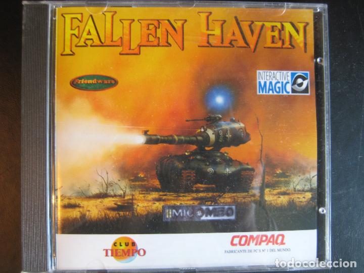 Videojuego Pc Cd Rom Fallen Haven Windows 9 Comprar