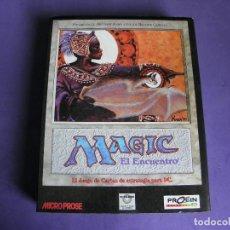 Videojuegos y Consolas: CAJA VACIA JUEGO PC MAGIC EL ENCUENTRO - NO INCLUYE JUEGO. Lote 93601655