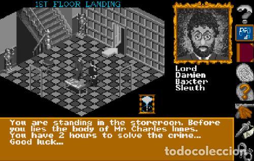 Videojuegos y Consolas: VIDEOJUEGO PRECINTADO MURDER! (PC, 1990). CAJA CARTÓN. - Foto 9 - 93686165