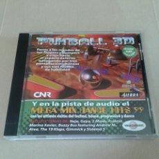 Videojuegos y Consolas: PINBALL 3D (CNR/SIERRA) / MEGA MIX DANCE HITS 99 (VALE MUSIC). JUEGO PC EN CD ROM Y PISTAS DE AUDIO. Lote 94321444