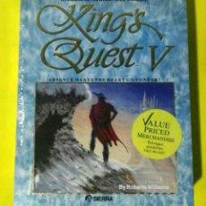 Videojuegos y Consolas - VIDEOJUEGO PRECINTADO PC KING QUEST V (5) SIERRA. PRIMERA EDICIÓN EEUU. TAGS: AMIGA, ATARI, RETRO - 94459358