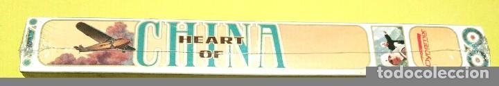 Videojuegos y Consolas: VIDEOJUEGO PC HEART OF CHINA PRECINTADO (1991). PRIMERA EDICIÓN EEUU. RETRO INFORMÁTICA, VINTAGE - Foto 4 - 94467558