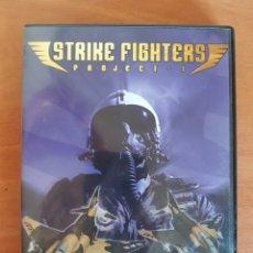 Videojuegos y Consolas: VIDEOJUEGO PC CD STRIKE FIGHTERS PROJECT 1 CON MANUAL. Lote 94584642