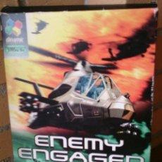 Videojuegos y Consolas: JUEGO PC ENEMY ENGAGED DINAMIC . Lote 95593623
