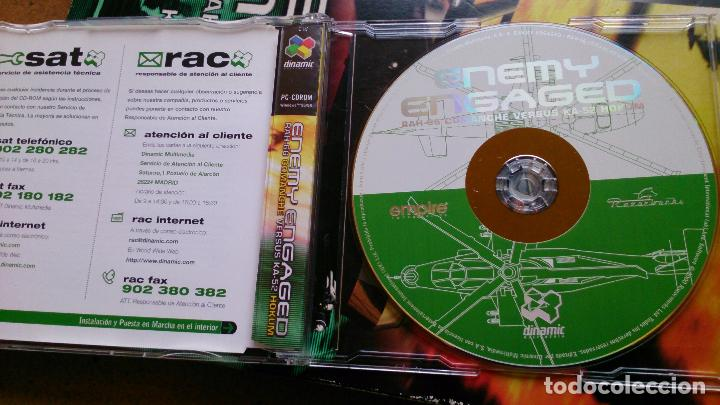 Videojuegos y Consolas: Juego PC Enemy Engaged Dinamic - Foto 4 - 95593623