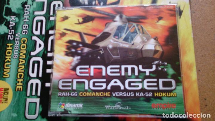 Videojuegos y Consolas: Juego PC Enemy Engaged Dinamic - Foto 5 - 95593623