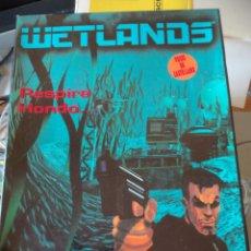 Videojuegos y Consolas: WETLANDS PC. Lote 95806527