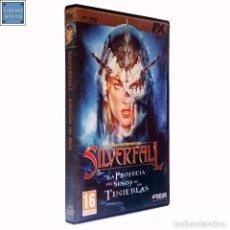 Videojuegos y Consolas: SILVERFALL / JUEGO PC 1 DVD-ROM / FX 2011 ( LUÍS ROYO COVER ). Lote 201264201