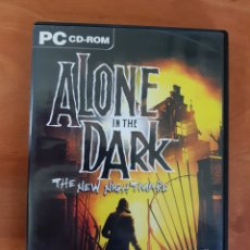 Videojuegos y Consolas: JUEGO PC CD-ROM ALONE IN THE DARK 3 CD'S. Lote 95894824