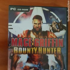 Videojuegos y Consolas: JUEGO PC CD-ROM MACE GRIFFIN BOUNTY HUNTER 4 CD'S. Lote 95896134
