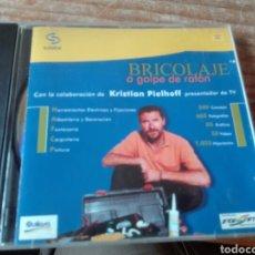 Videojuegos y Consolas: BRICOLAJE A GOLPE.DE.RATON.CD ROM. Lote 96619780