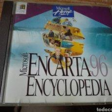Videojuegos y Consolas: MICROSOFT ENCARTA 96 . Lote 96620536
