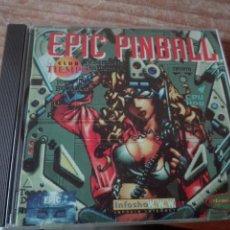 Videojuegos y Consolas: EPIC PINBALL PC.VINTAGE. Lote 96620828