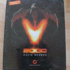 Videojuegos y Consolas: 2000 DAVID BRABEN PC BOX CAJA CARTON PRECINTADO. Lote 96757599