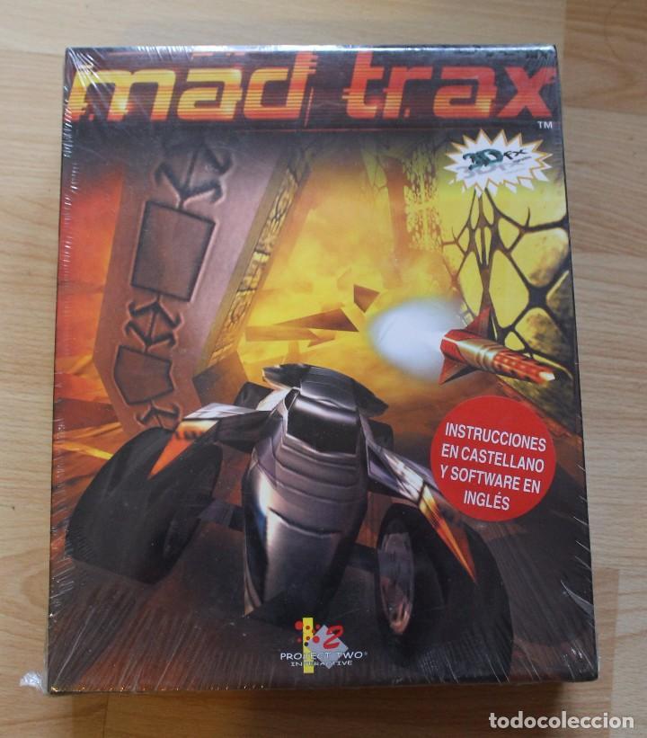 MAD TRAX PC BOX CAJA CARTON PRECINTADO (Juguetes - Videojuegos y Consolas - PC)