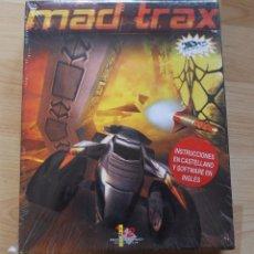 Videojuegos y Consolas: MAD TRAX PC BOX CAJA CARTON PRECINTADO. Lote 96758435