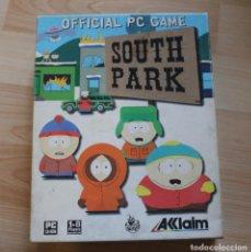 Videojuegos y Consolas: SOUTH PARK PC BOX CAJA CARTON. Lote 96759519