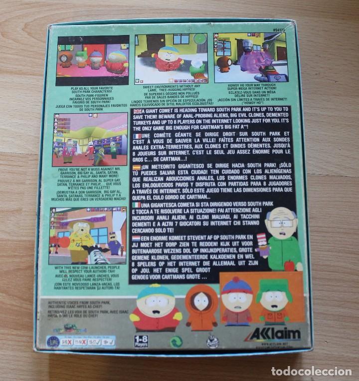 Videojuegos y Consolas: SOUTH PARK PC BOX CAJA CARTON - Foto 2 - 96759519