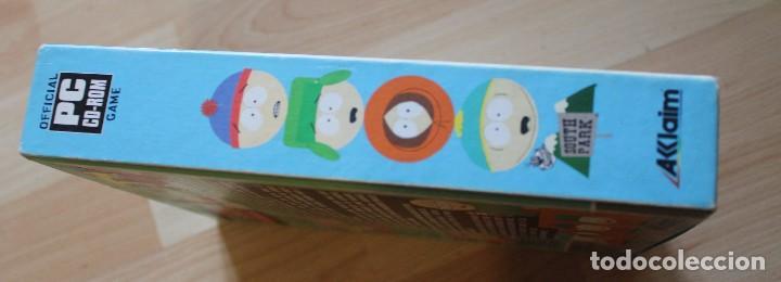 Videojuegos y Consolas: SOUTH PARK PC BOX CAJA CARTON - Foto 3 - 96759519