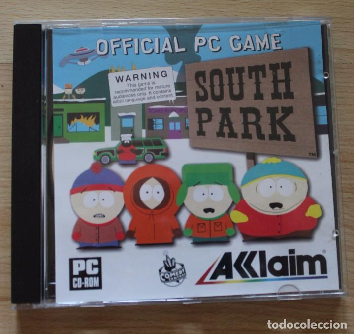 Videojuegos y Consolas: SOUTH PARK PC BOX CAJA CARTON - Foto 6 - 96759519