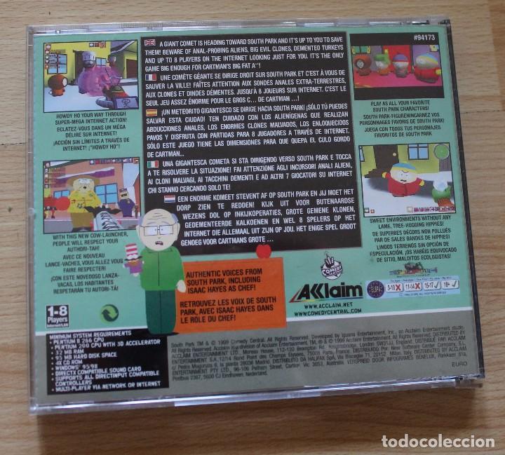 Videojuegos y Consolas: SOUTH PARK PC BOX CAJA CARTON - Foto 7 - 96759519