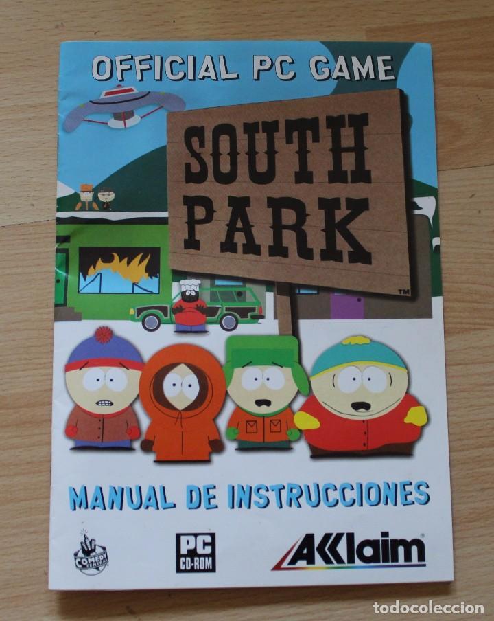 Videojuegos y Consolas: SOUTH PARK PC BOX CAJA CARTON - Foto 9 - 96759519
