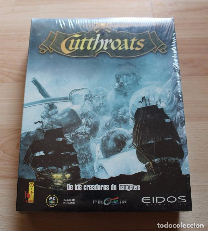 CUTTHROATS PC BOX CAJA CARTON PRECINTADO (Juguetes - Videojuegos y Consolas - PC)
