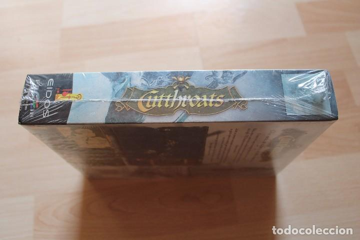 Videojuegos y Consolas: CUTTHROATS PC BOX CAJA CARTON PRECINTADO - Foto 3 - 96910071