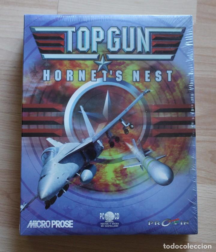 TOP GUN HORNET'S NEST PC BOX CAJA CARTON PRECINTADO (Juguetes - Videojuegos y Consolas - PC)