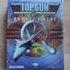 Videojuegos y Consolas: TOP GUN HORNET'S NEST PC BOX CAJA CARTON PRECINTADO. Lote 131475561