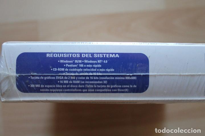 Videojuegos y Consolas: CREATURES 2 PC BOX CAJA CARTON NUEVO PRECINTADO - Foto 3 - 96924843