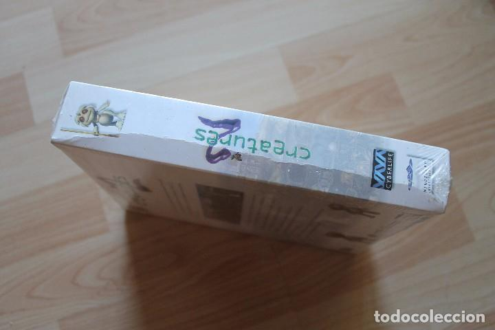 Videojuegos y Consolas: CREATURES 2 PC BOX CAJA CARTON NUEVO PRECINTADO - Foto 4 - 96924843