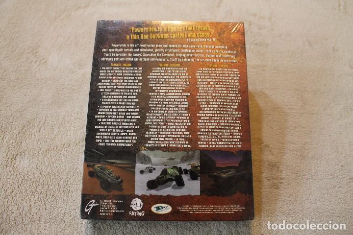 Videojuegos y Consolas: POWER SLIDE PC BOX CAJA CARTON PRECINTADO - Foto 2 - 103853756