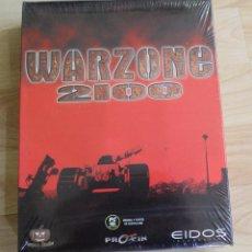 Videojuegos y Consolas: WARZONE 2100 PC BOX CAJA CARTON PRECINTADO. Lote 96941679