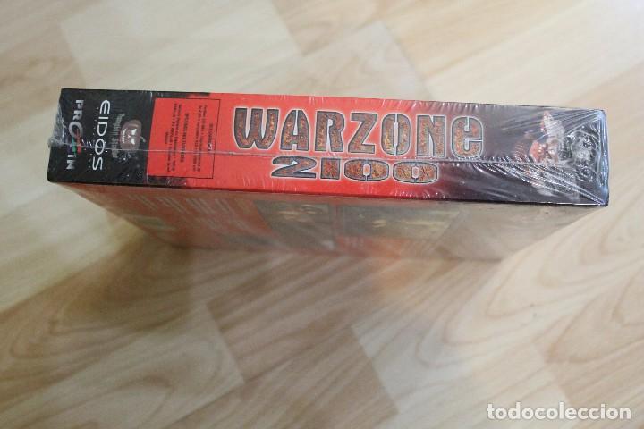 Videojuegos y Consolas: WARZONE 2100 PC BOX CAJA CARTON PRECINTADO - Foto 4 - 96941679