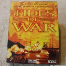 Videojuegos y Consolas: TIDES OF WARE PC BOX CAJA CARTON PRECINTADO. Lote 96947879