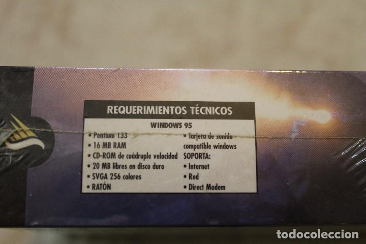 Videojuegos y Consolas: SWAT 2 POLICE QUEST PC BOX CAJA CARTON PRECINTADO - Foto 3 - 134295766